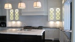 White Kitchen Backsplash Tiles by Old Castle Home Design Center