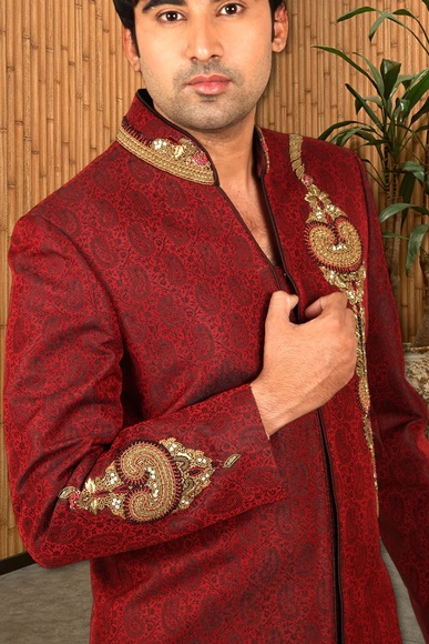 Beautiful Indo Western Sherwani BL1030