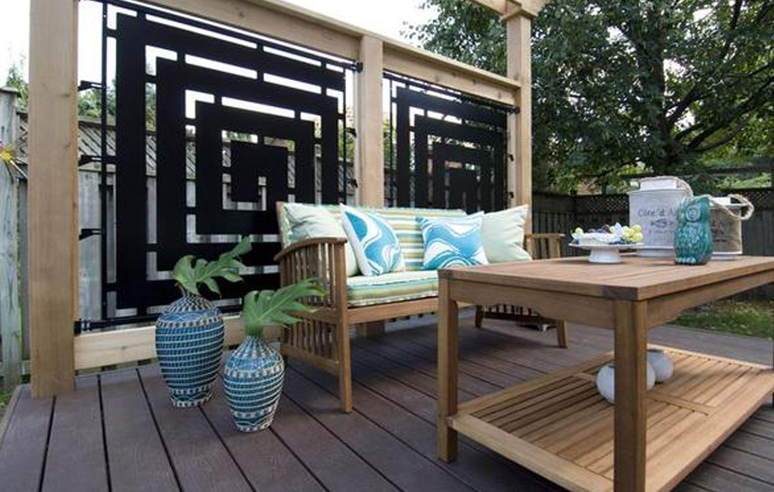 backyard fencing design ideas new trend fencing - Fence Design Ideas