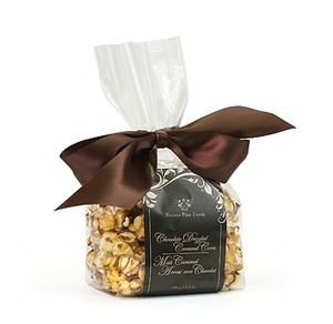 Milk Belgian Chocolate Caramel Corn, Gift Bag