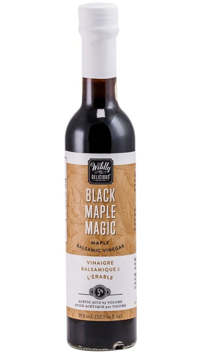 Black Maple Magic Infused Balsamic Vinegar