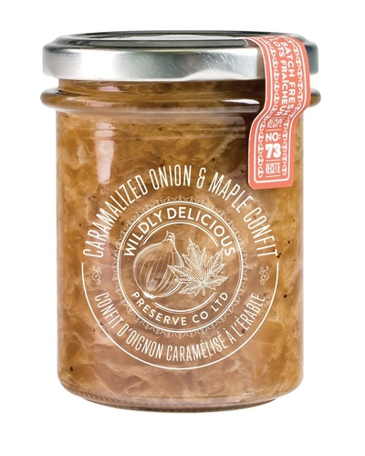 Caramelized Onion & Maple Confit