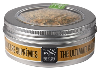 The Ultimate Burger Seasoning