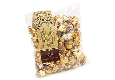 Milk Belgian Chocolate Caramel Corn Pillows