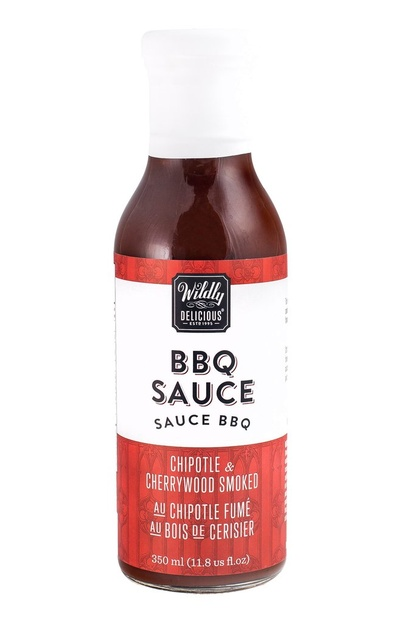 Chipotle & Cherrywood Smoked BBQ Sauce