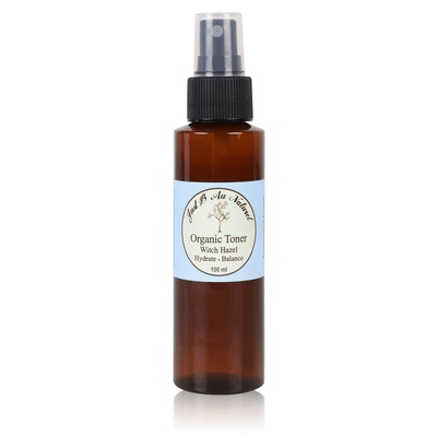 Organic Toner Witch Hazel