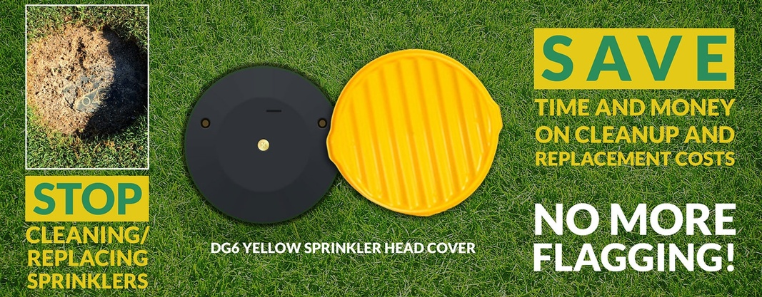 Sprinkler Covers at Draingarde