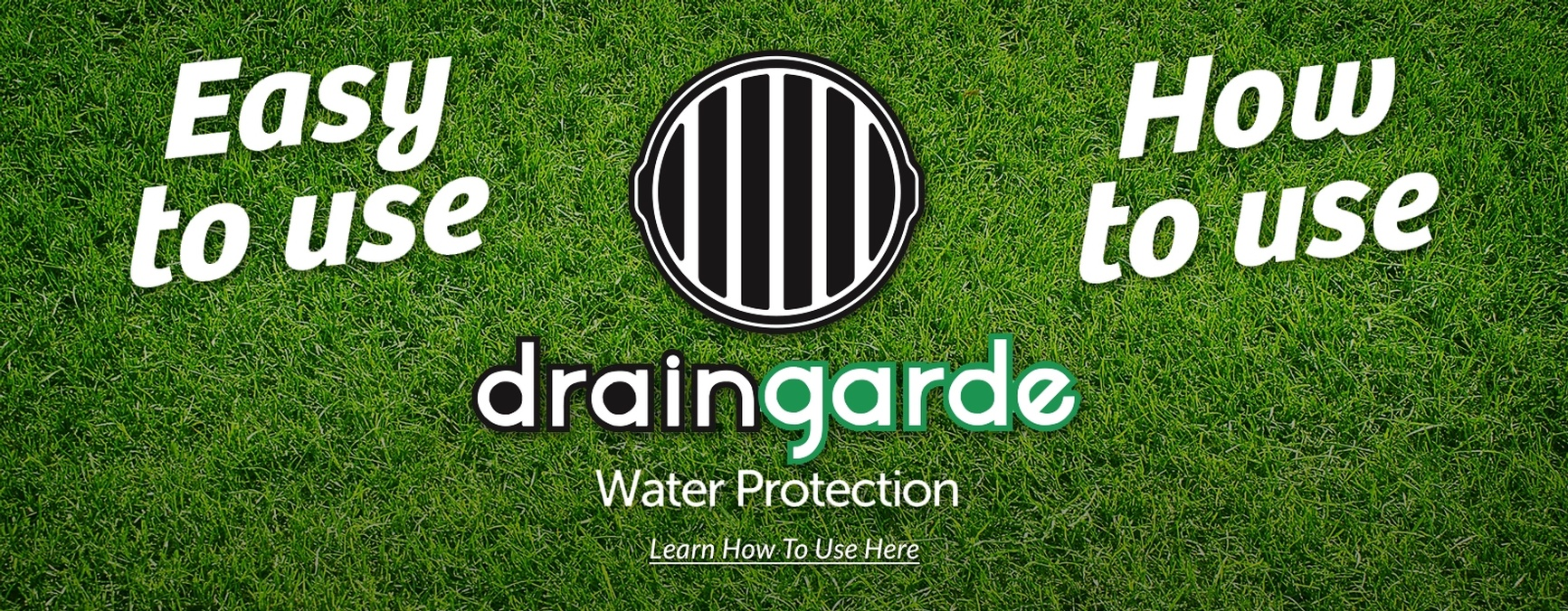 Easy to Use Draingarde Drain Covers For Golf Courses