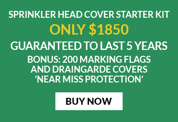 Get Sprinkler Head Cover Starter Kit at Draingarde