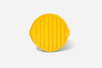 Buy High Visibility Yellow Sprinkler Head Cover at Draingarde