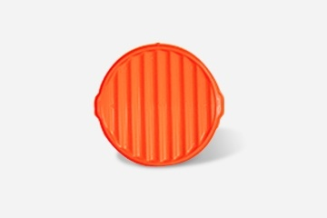 Buy High Visibility Orange Sprinkler Head Cover at Draingarde