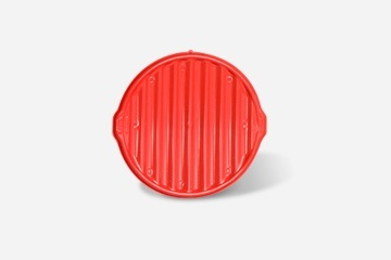 Buy High Visibility Red Sprinkler Head Cover at Draingarde