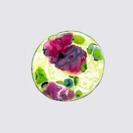 enamel-button-with-pink-green