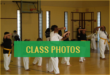 Tae Kwon Do Ramblers Self-Defense Systems Class Photos