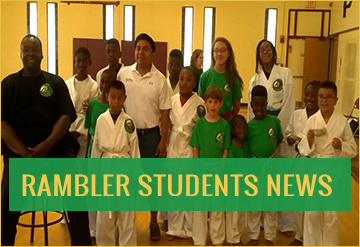 Ramblers Students News