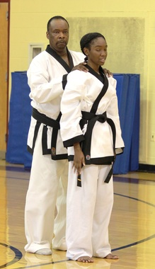 Whitney Brogsdale and Keith Hinton Awarded Black Belts by Distinguished Panel of Black Belt Judges,