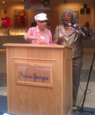 Stop Elder Abuse! World Elder Abuse Awareness Day, Hyattsville, Maryland, June 15, 2012