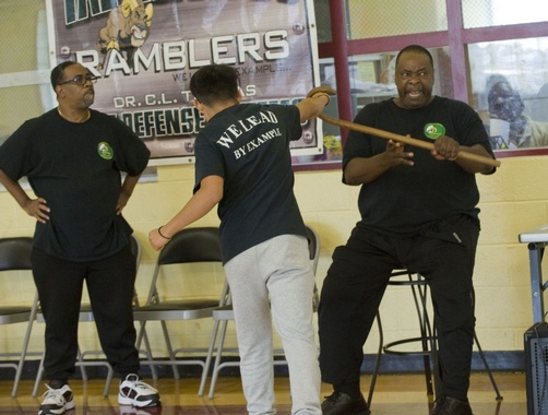Senior safety and self-defense symposium, august 22, 2017