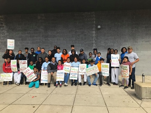 Fifth Annual Walk and Rally for Bullying Prevention and Child Safety, October 5, 2019