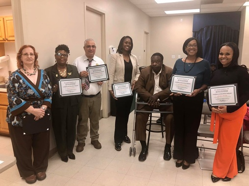 We Lead By Example, Inc., Honors Town of Bladensburg Partners, October 21, 2019