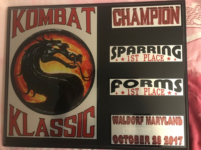 17th Annual Kombat Klassic Martial Arts Tournament