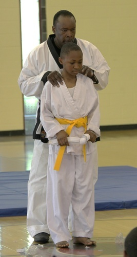 Belt Advancements 2011