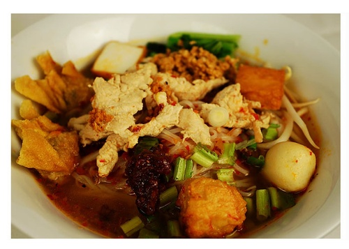 Order Tasty Thai Seafood Online at Thai Noodle - Best Thai Food Toronto