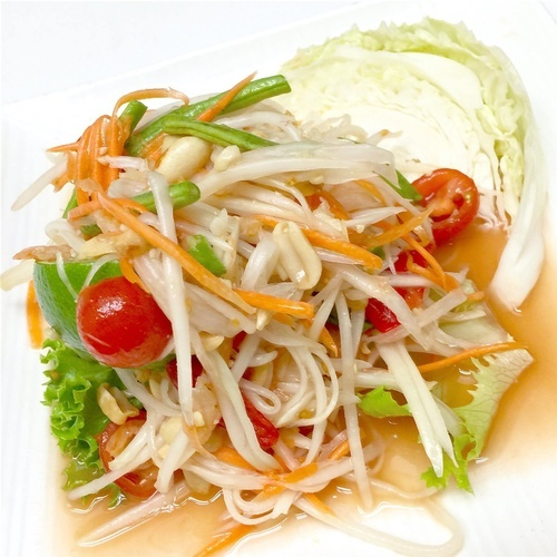Get Vegetable Thai Salad at Thai Noodle - Thai Food Vaughan Rd