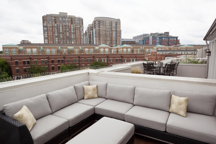 Reston Roof Top Deck