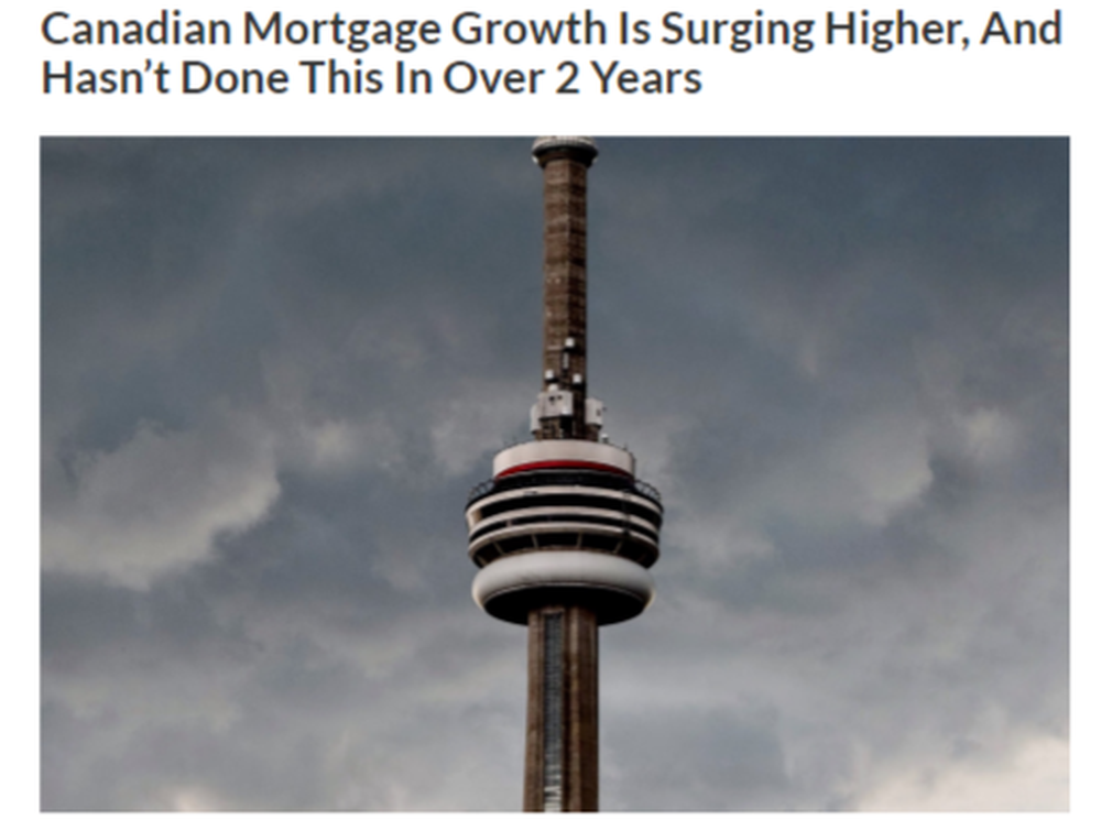 Canadian Mortgage Growth Is Surging Higher  and Hasn't Done This In Over 2 Years   Better Dwelling.png