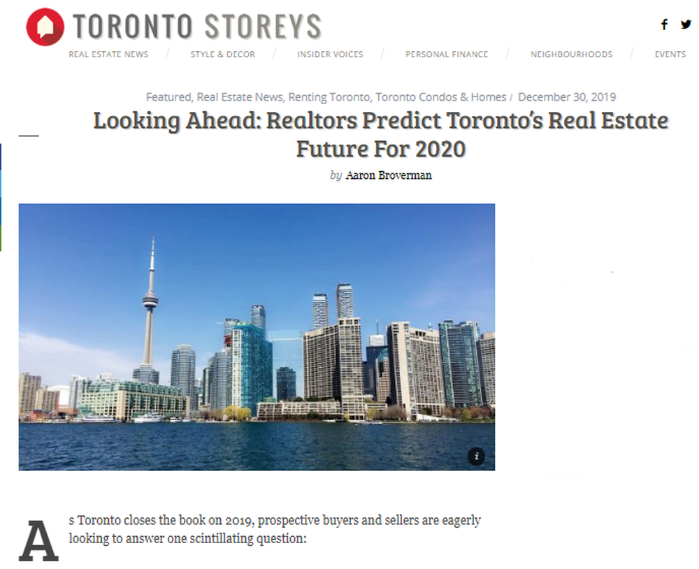 Looking Ahead  Realtors Predict Toronto s Real Estate Future for 2020.png