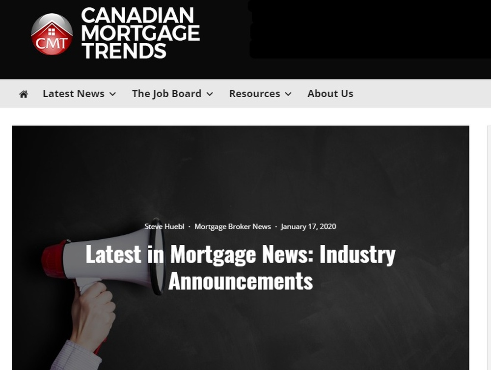 Latest in Mortgage News  Industry Announcements - Mortgage Rates   Mortgage Broker News in Canada.jpg