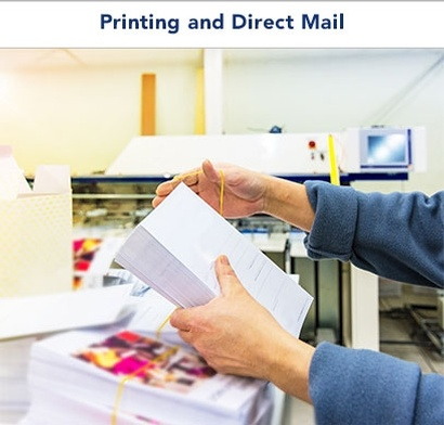 direct mail companies in Houston