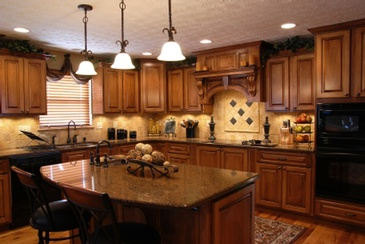 Kitchen Countertop - Home Renovations Saskatchewan by ELITE KITCHENS INC.
