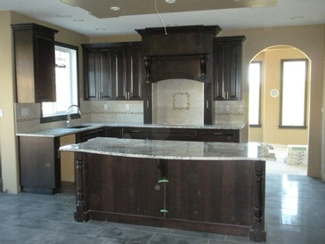 Kitchen Cabinets - Home Renovations Spruce Grove by ELITE KITCHENS INC.