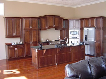 Efficient Kitchen Cabinets Edmonton Alberta by ELITE KITCHENS INC.