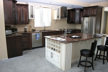 Kitchen Countertop Edmonton - ELITE KITCHENS INC.