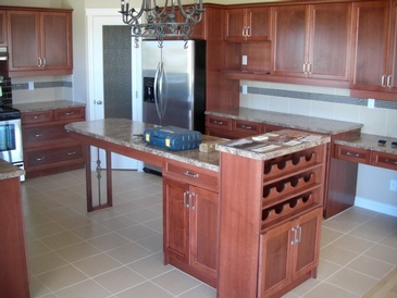 Edmonton Kitchen Renovations by ELITE KITCHENS INC.