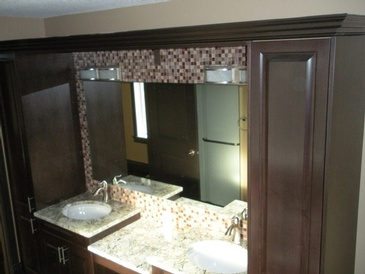 Bathroom Renovations by ELITE KITCHENS INC. - Home Renovation Contractors Edmonton