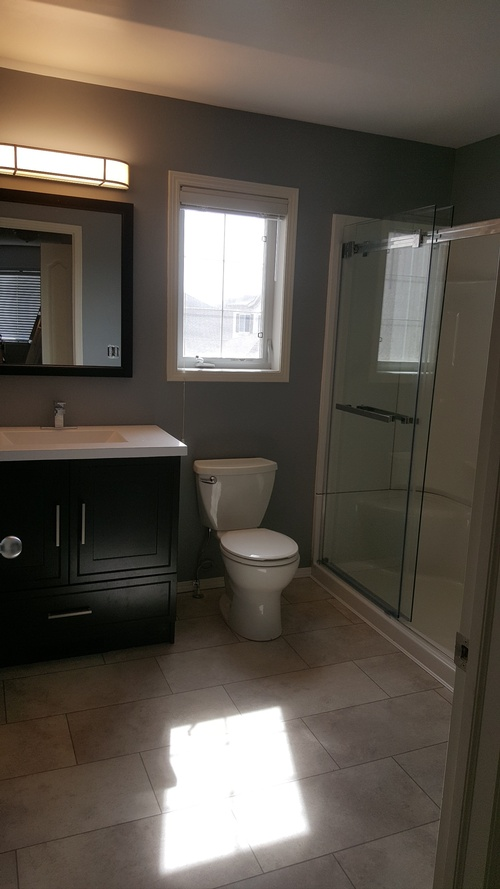 Bathroom Renovation, Remodeling Services in Winnipeg