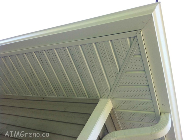 Eavestroughs and Gutters - Installation, Replacement and Repair Services by AIMG Inc