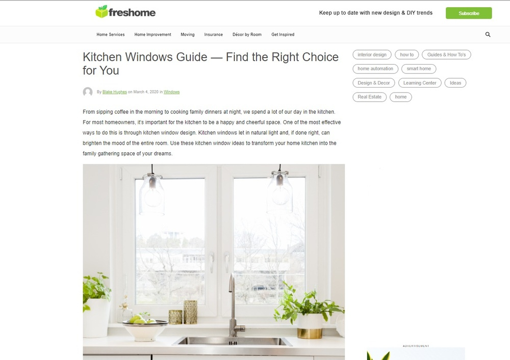 Kitchen Windows Guide — Find the Right Choice for You   Freshome com.jpg