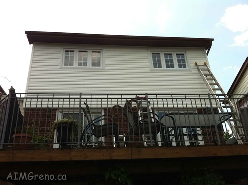 Siding Installation North York by Siding Contractor - AIMG Inc
