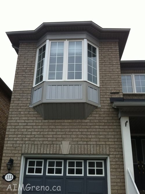 Siding Installation Markham by Siding Contractor - AIMG Inc