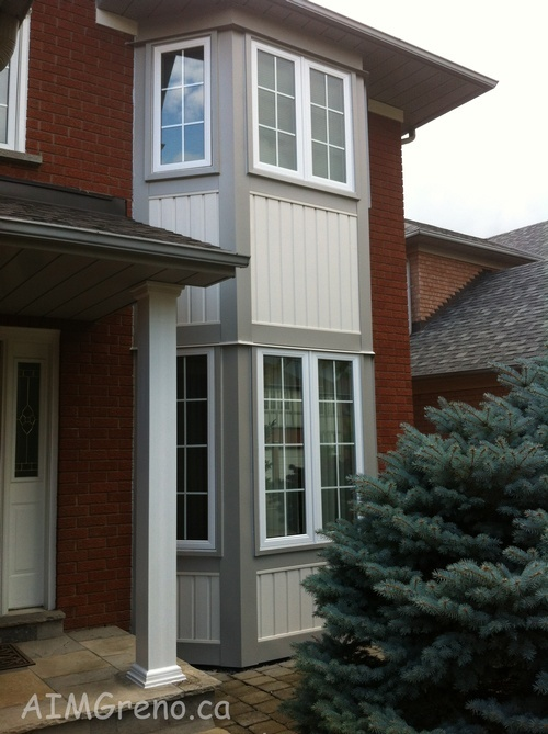 Siding Installation Pickering by Siding Contractor - AIMG Inc