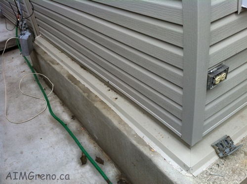 Siding Installation Scarborough by Siding Contractor - AIMG Inc
