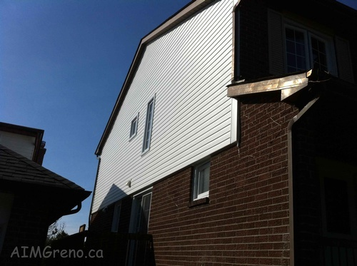 Siding Installation Vaughan by Siding Contractor - AIMG Inc