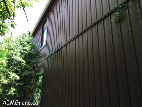 Siding Repair Bolton by Siding Contractor - AIMG Inc