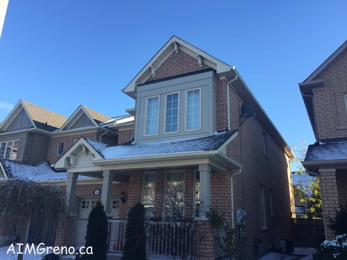 Siding Repair Richmond Hill by Siding Contractor - AIMG Inc