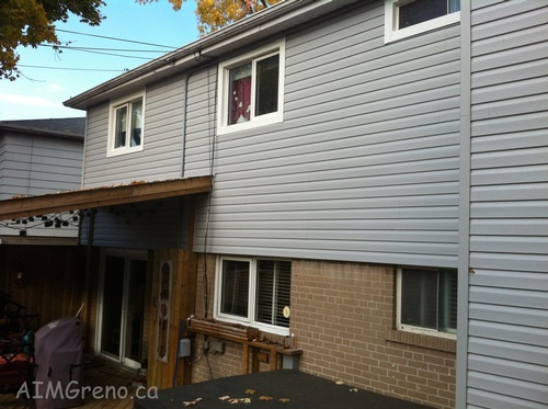 Siding Replacement Thornhill by Siding Contractor - AIMG Inc